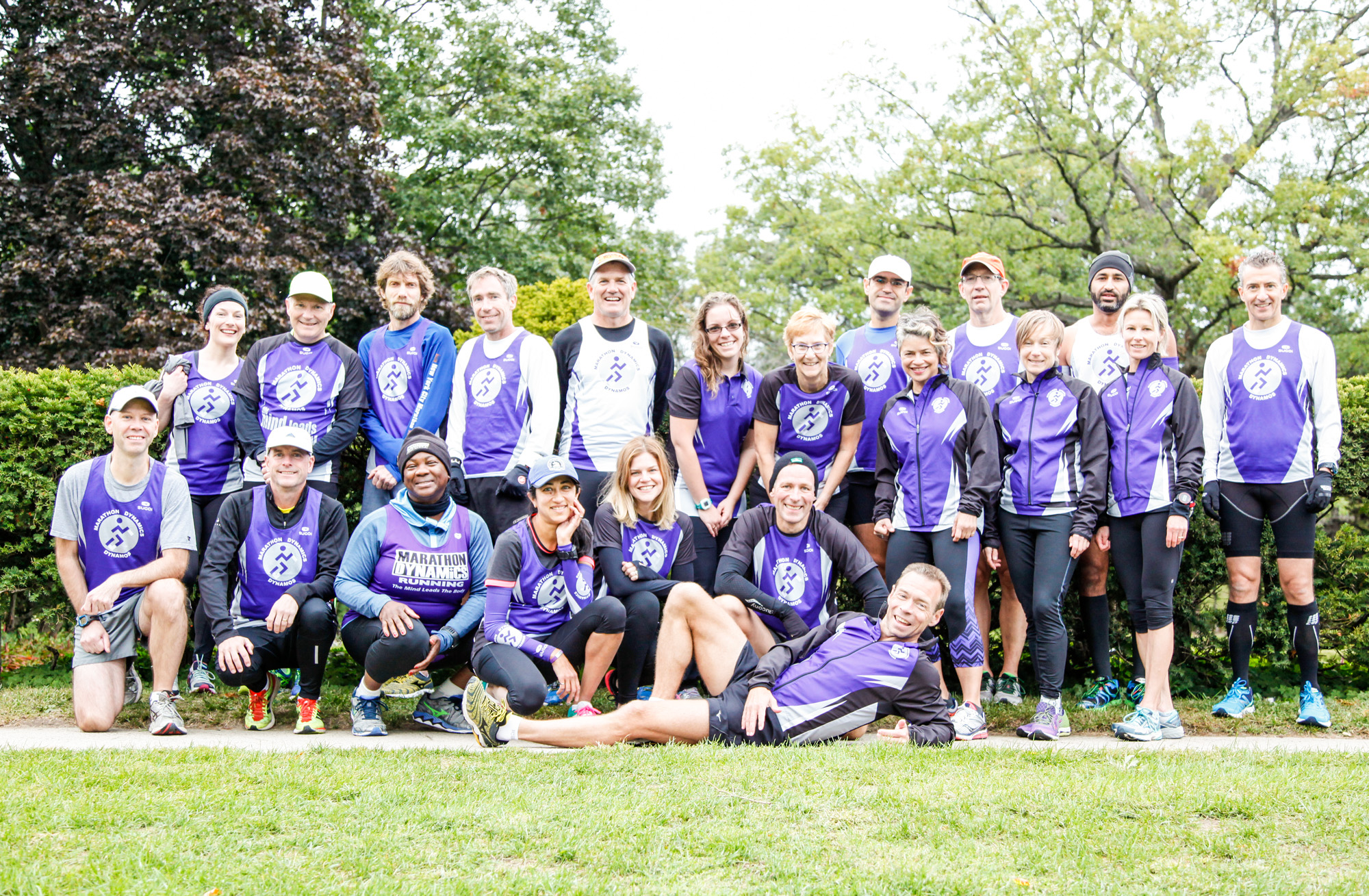 MDI Runners High Park