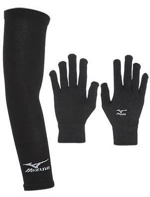 Mizuno Arm W & Gloves